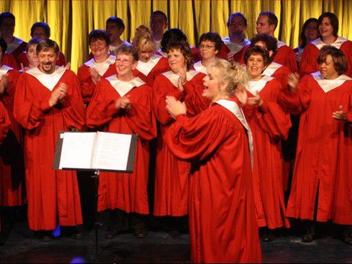 The Inspirational Community Gospel Choir