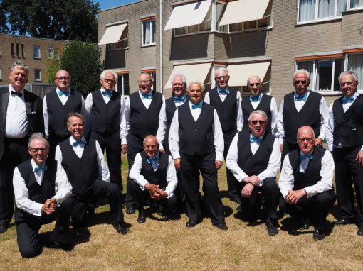 the Harmony Singers